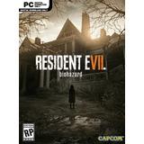 Resident Evil 7 Biohazard Pc Físico