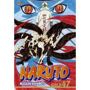 Naruto Gold 47 Mangá Panini! Edição Especial De Colecionador