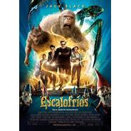 Poster Original Cine Escalofríos