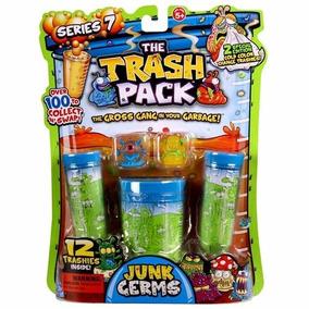 Blister C/12 - Trash Pack Série 7
