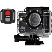 Camara Sumergible Sensor Sony 16mp 4k 30fps Wifi Control Rem