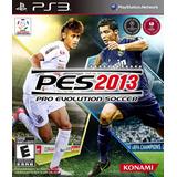 Pes 2013 Ps3 Nuevo Y Sellado Fenix Games Dx