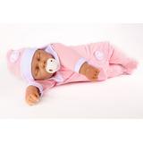 Bebe Bebote Recien Nacido Real 60 Cm Muñeca Art101 Bb