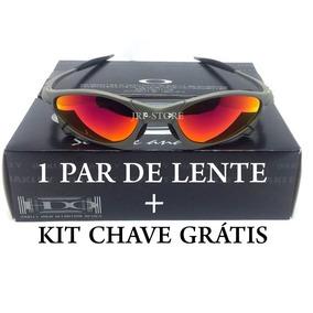Óculos Juliet Penny Xmetal Ruby+ Brinde Lent Extra+ Kit Chav
