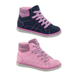 Tenis Niña Kit 2 Vivis Color Marino/rosa Sintetico Bt649 A