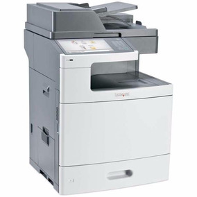 Multifuncional Laser Color Lexmark X792de Nova Nf + Garantia