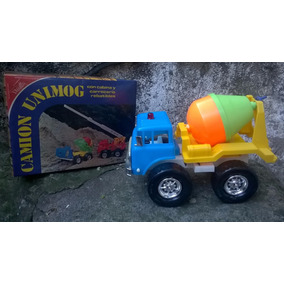 Antiguo Camion Hormigonero Yidaluz Año 70 Caja Original