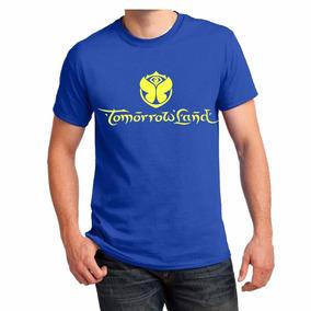 Remera Creamfields Tomorrowland Aet Ultra Tambien Musculosas