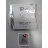 Adaptador Para Memoria R4 Sdhc Dual Core