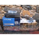 Para Alpine 7618(((old School))) Cd-changer,caja 6 Cds,nueva