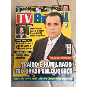 Revista 163 Suzana Vieira Renato Aragão Daniela Escobar