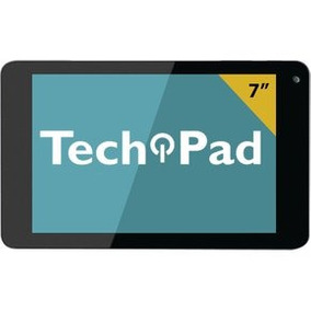 Tablet Tech Pad Xtab 745 Dual Core 7 Pulg Android 4.4 Negro