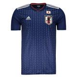 Camisa Seleção Japonesa Oficial Copa 2018 adidas Adulto