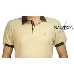 Polo Nautica Caki (envio Gratis)