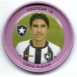 Footcap 16 Brasileirão Jogador Lucio Flavio Botafogo