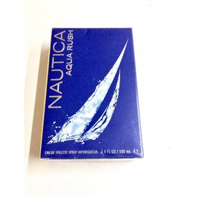 Locion Perfume Caballero Nautica Aqua Rush 100% Original