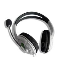 Audifonos Y Microfono Diadema De Lujo Para Xbox 360