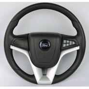 Volante Camaro Comandos Som Da Ford Ecosport Fiesta Ka Prata