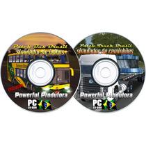 Simulador De Caminhões E Ônibus Edição Lim. - 18 Wos Pttm