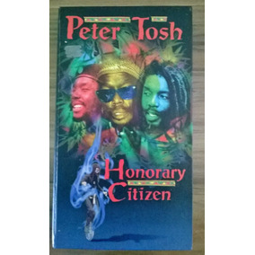Peter Tosh Honorary Citizen Cd + 5cds De Regae