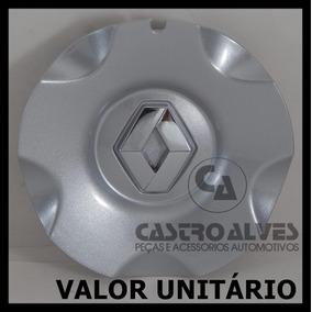 Calota Tampa P/ Roda Liga Leve Aro16 Renault Sandero Stepway