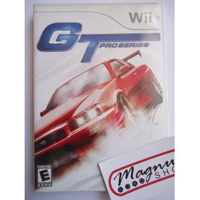Gt Pro Series Para Nintendo Wii Completo Excelente Estado