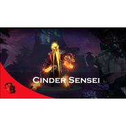 Ember Spirit - Cinder Sensei
