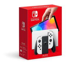 Consola Nintendo Switch Modelo Oled Blanco