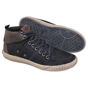 Sapato Tênis Masculino Cano Alto Stilo Bota Osklen