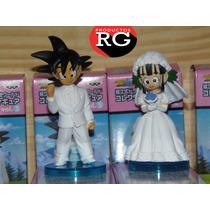 Goku Y Milk Boda
