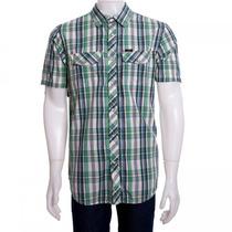 Camisa Xadrez Masculina Lee Anthony Western 63am77640