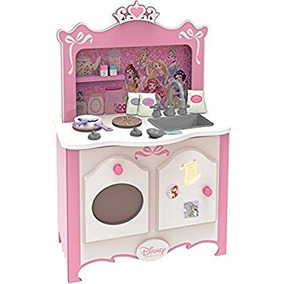 Juguete Disney Princess Royal Cocina De Madera