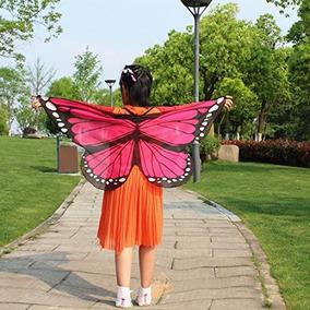 Liangxiang Unisex Niños De Hadas Traje De Mariposa Vestir A