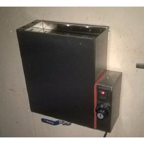 Esterilizador De Facas E Chairas Elétrica Em Inox Escovado