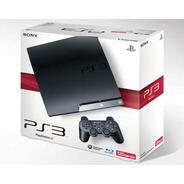 Playstation 3 Slim + Brinde