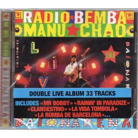 Manu Chao Lote De 6 Cds - Los Chiquibum