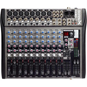 Consolas Mixer 12 Canales Profesional 16 Efectos Mic Y Linea