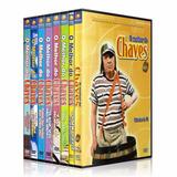 Dvds Chaves Coleção Completa + Brinde - Compre Já
