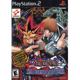 Yu-gi-oh! The Duelists Of The Roses Patch Ps2 (qualidade)