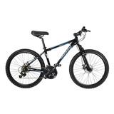 Bicicleta Aro 26 Mosso Odissey 21v Freio A Disco Com Shimano