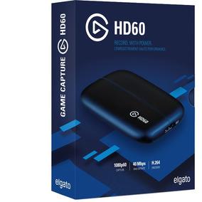 Elgato Game Capture Hd 60 Xbox One / 360 Ps4 Wii-u