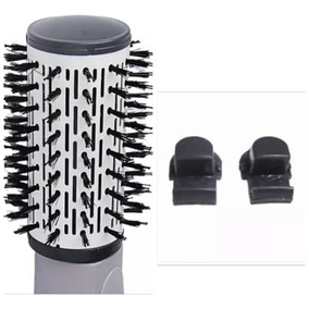 Escova Acessório + Travas Em Fibra Original Conair Air Brush