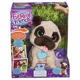 Cachorro Saltarín Perro Pug Electrónico - Fur Real Friends