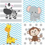 Retablos Infantiles Mdf Bebes Cuadros / Diseños Exclusivos