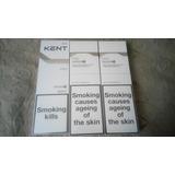 Cartones De Cigarros Kent 4 ( Silver Hd) Americanos