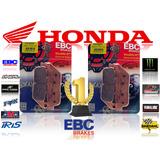 Pastillas De Freno Ebc Hh Delanteras Honda Cbr 400 Rr (nc29)