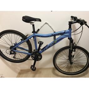 Bicicleta Gios C/ Kit Alívio De 24v, C/ Suspensão Rock Shox