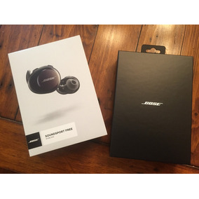 Fone Bose Soundsport Free Wireless In-ear Varias Cores Nfe
