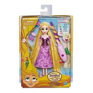 Disney Rapunzel Rizos Enredados Otra Vez La Serie Hasbro