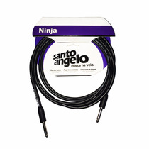 Cable Guitarra Santo Angelo Ninja 0.91 Metros